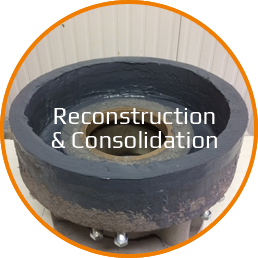 Solution de reconstruction et consolidation