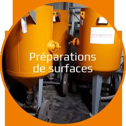 Solution de préparation de surfaces